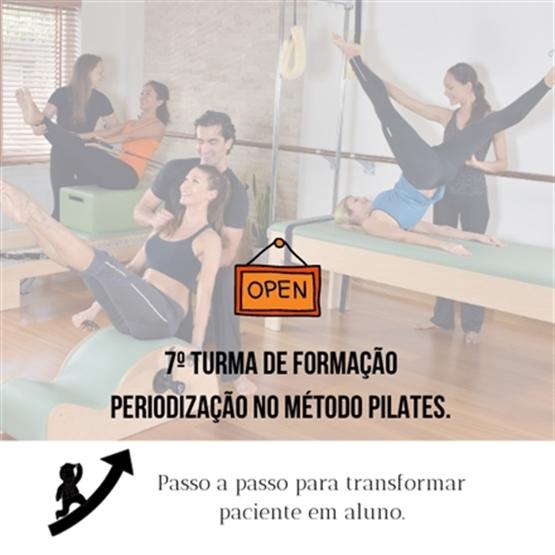 Formação Periodização no Método Pilates.